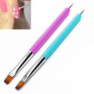 2-Ways-Nails-Art-Pen-Painting-Dotting-Acrylic-UV-Gel-Polish-Brush-Liner-Tool-ATA