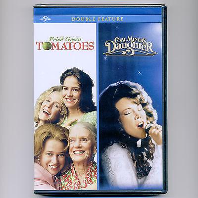 Fried Green Tomatoes & Coal Miner's Daughter, 2 new DVD movies PG Loretta  Lynn 25192164118 | eBay