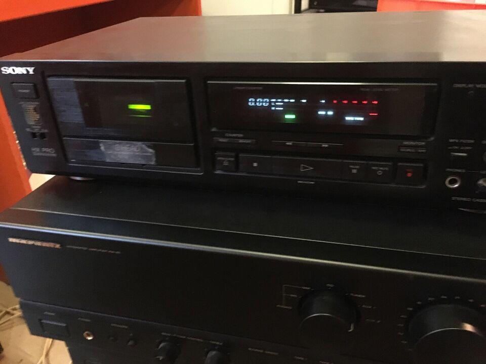 Båndoptager, Sony, Tc k620