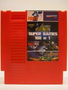 150-in-1-NES-Classic-Nintendo-Game-Cartridge-Mega-Man-Contra-Mario-Castlevania