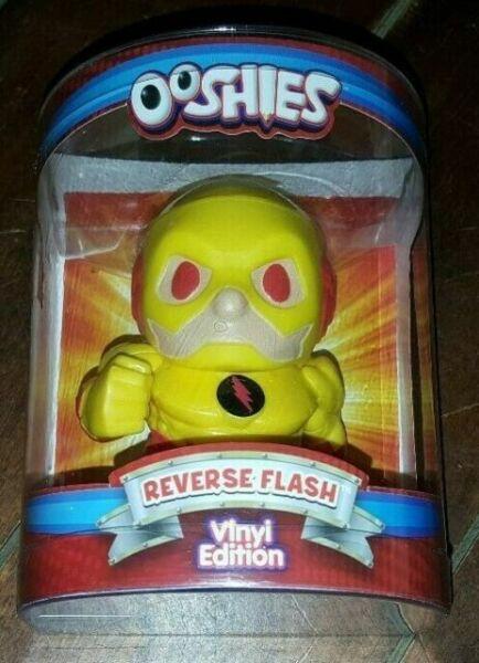 DC COMICS OOSHIES REVERSE FLASH VINYL EDITION 4 INCH