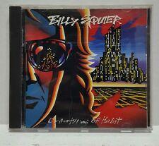 Creatures of Habit by Billy Squier CD Original 1991 Capitol/EMI - Hard Rock