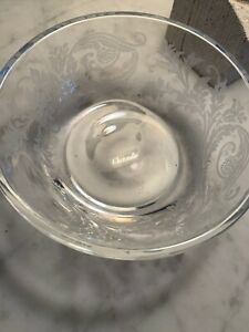 Christofle Crystal Orangerie Bowl - #7930150
