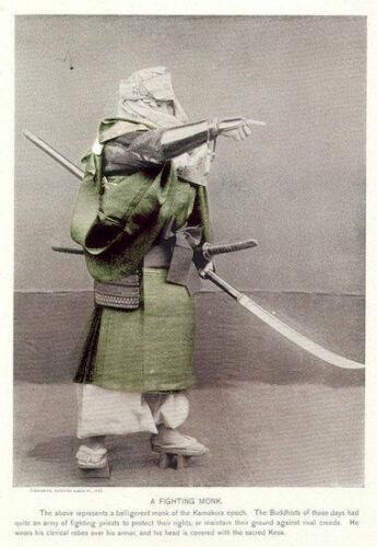 1:6 Dynasty Warriors chinese sword D3 Monk weapon Metal spear 25CM 僧兵薙刀 SHOGUN 2