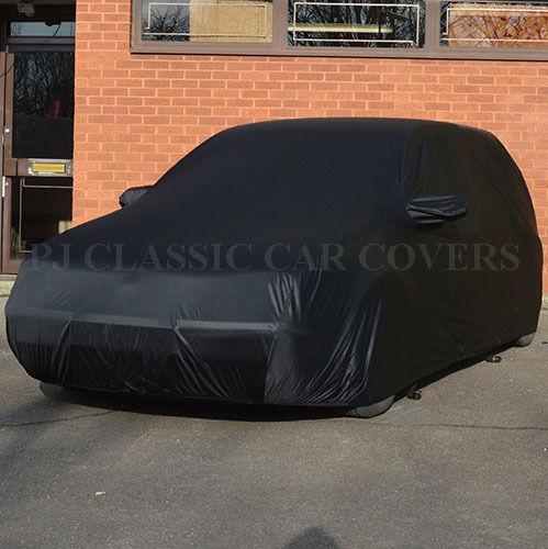 Luxury Satin with Fleece Lining Indoor Car Cover for Jaguar XJ6 Series 1-3