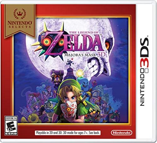 LEGEND OF ZELDA MAJ SELECT 3DS GAME NEUF