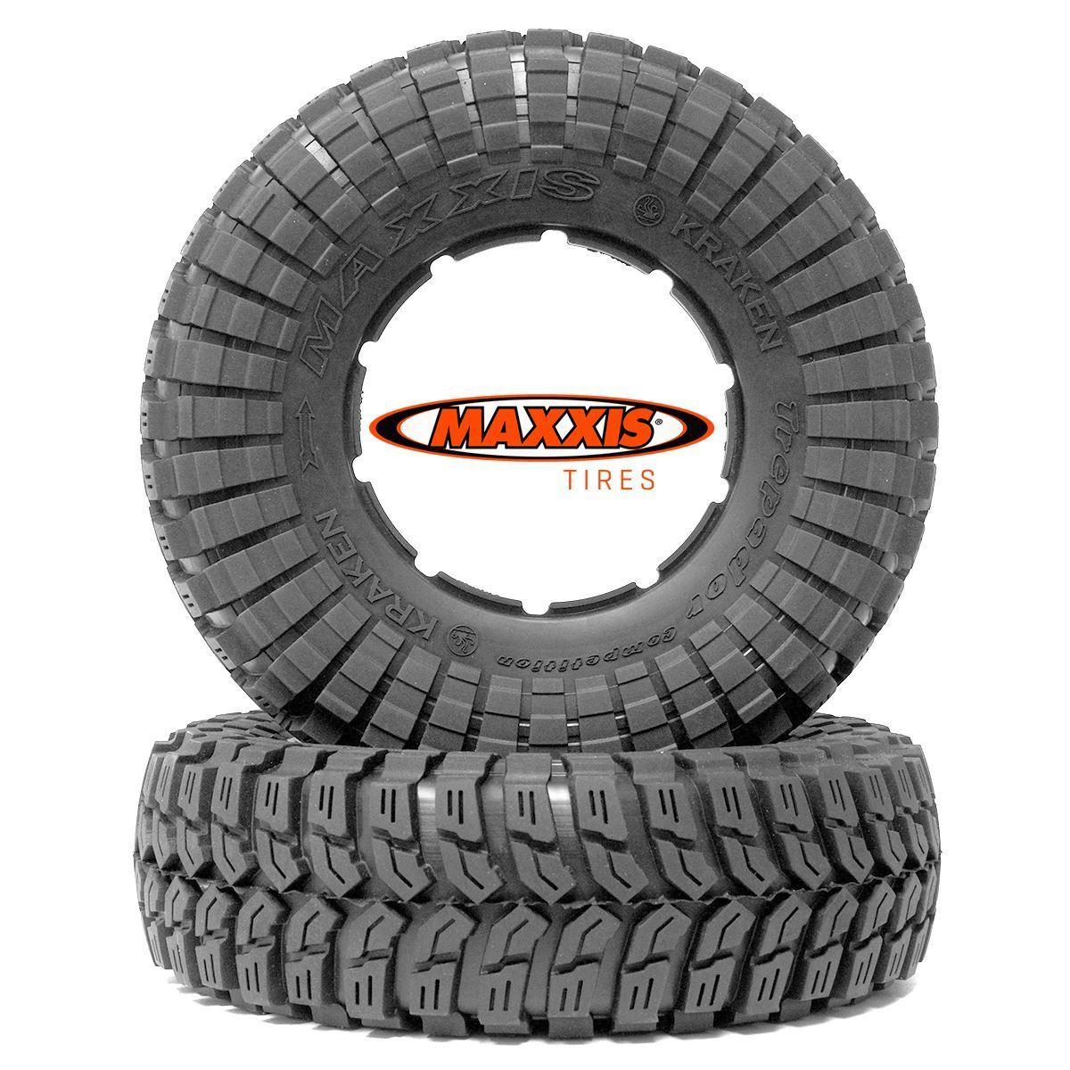VEKTA.5 Maxxis Trepador Tires Set Of 2