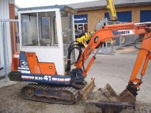 kubota kh36 kh41 kh 36 kh 41 kh 51 kh51 hk61 hk 61 mini excavator rh ebay com kubota kh 14 manual kubota kh 14 manual