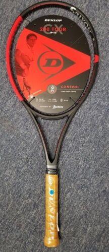 Dunlop Srixon CX 200 Tour 18x20 Tennis Racket Racquet FREE STRINGING /& Strings