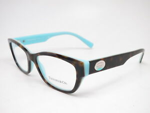 976bb841e5fe Tiffany   Co TF 2172 Color Splash 8134 Havana   Blue Eyeglasses 52mm ...