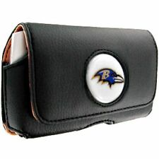 Licensed NFL Baltimore Ravens Universal Horizontal Case fits iPhone 3GS/iPhone 4