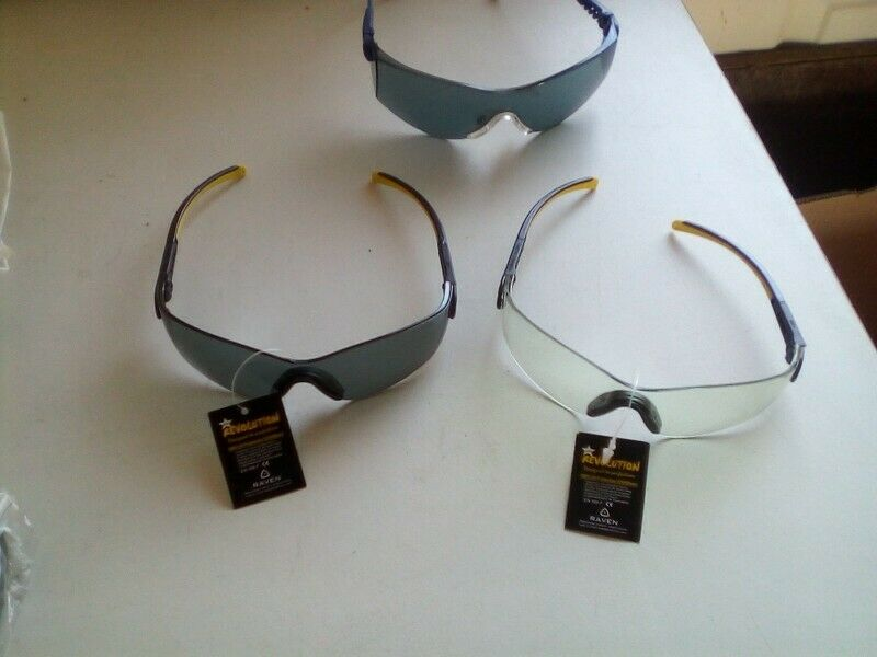 Safety fashion Spectacles