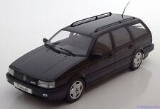 1:18 KK-Scale VW Passat B3 VR6 Variant 1988 blackmetallic