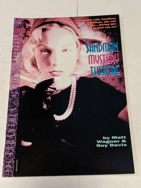 Sandman Mystery Theatre #3 June 1993 Vertigo DC Comics