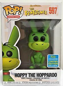 Funko-Pop-Hoppy-The-Hopparoo-597-The-Flintstones-SDCC-2019-Vinyl-Figure-New