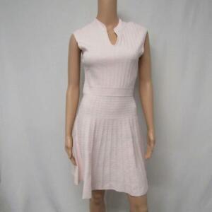 Ted Baker Womens US 4-6/ TB 2 Stitch Detail Skater Dress