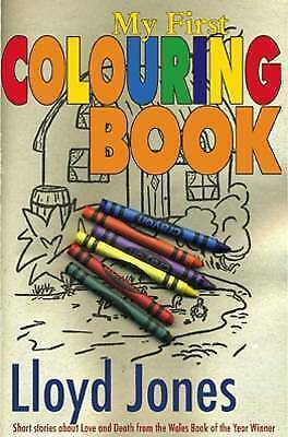 1 of 1 - My First Colouring Book, Lloyd Jones, New Book
