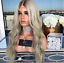 Ombre-Gray-Real-Human-Hair-Wigs-Lace-Front-Full-Lace-Wigs-Natural-Wavy-24-inches thumbnail 1