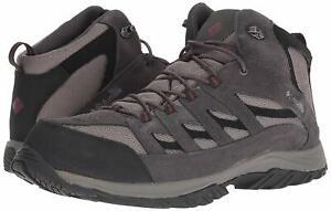 Columbia Mens Crestwood Waterproof Hiking Shoe