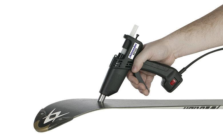 Wintersteiger Ski Snowboarding SkiMender Personal Base Repair Pistol Gun RP105