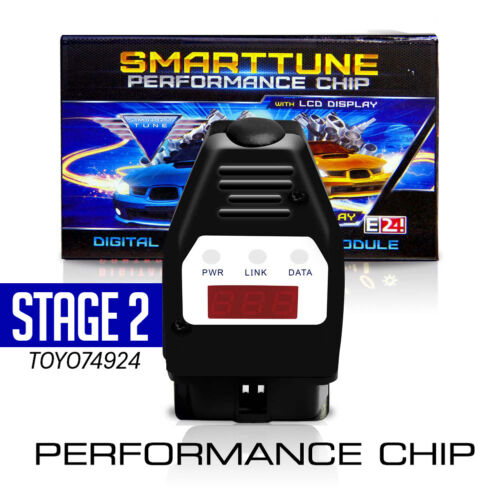 For 1996-2018 Toyota Corolla Better MPG Smart Performance Chip Gas