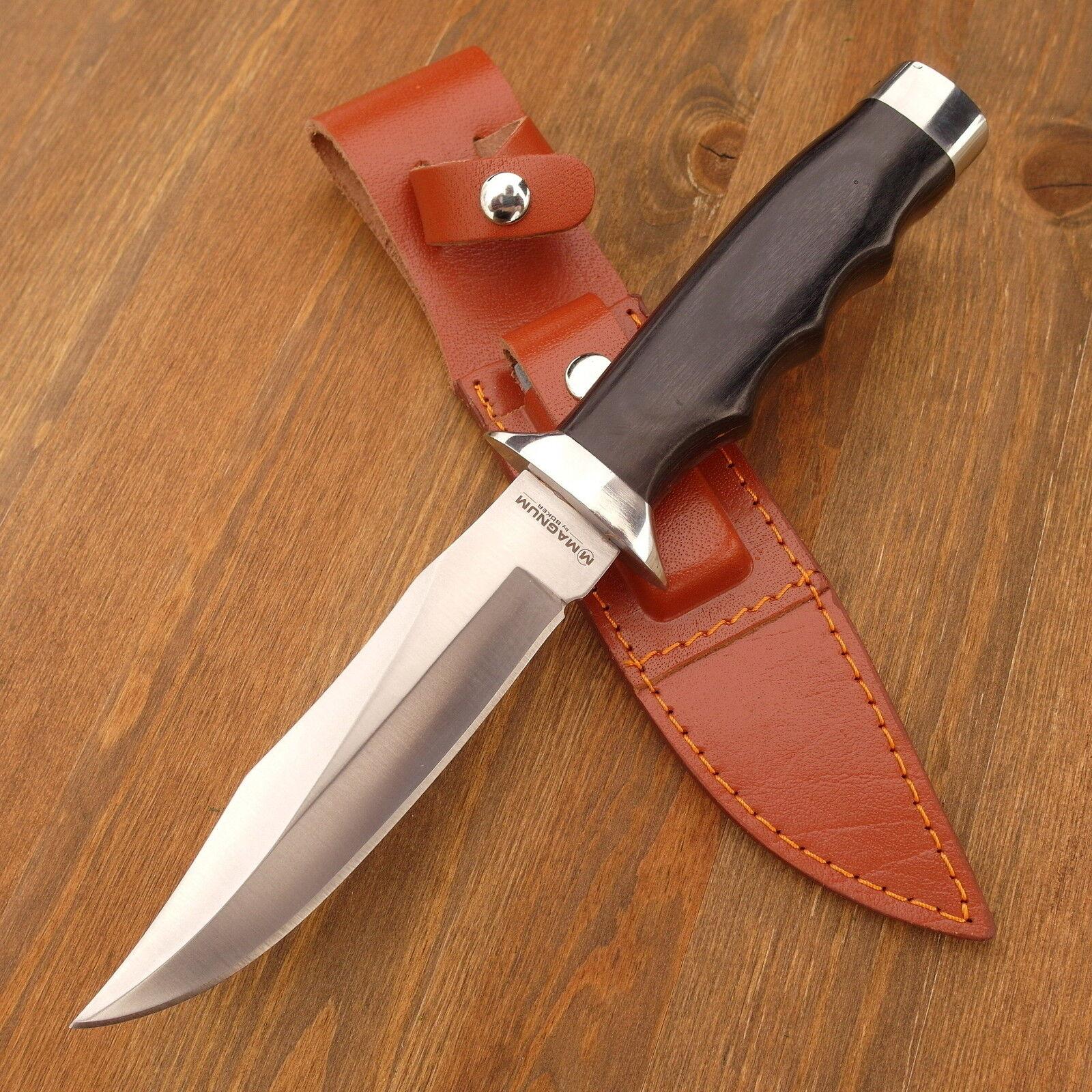 BÖKER Magnum Jungle Devil Messer Messer Messer Jagdmesser Gürtelmesser + Lederscheide 02MB207 a7b60b