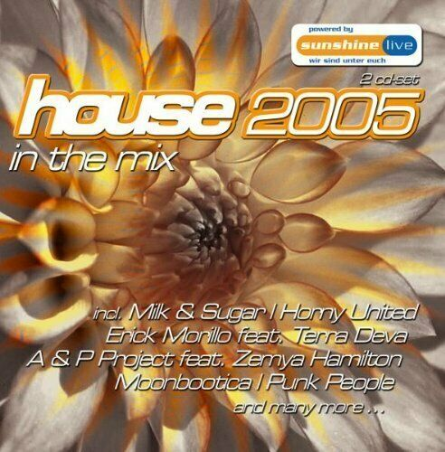 House 2005-In the Mix (#zyx81734) Moonbootica, Roman Flügel, Sunset Str.. [2 CD]