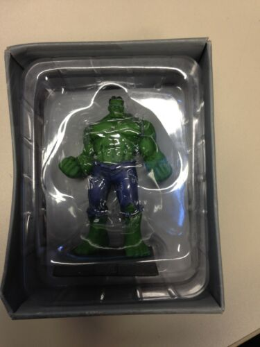 EAGLEMOSS LEAD COMICS HEROES COLLECTION 203 HULK ACTION FIGURES MARVEL