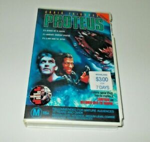 Proteus-VHS-PAL-Craig-Fairbras-1995