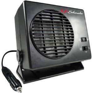 Electric car heater portable cigarette lighter 12 v for 12 volt window fan