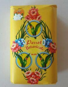 60g-Parrot-Thai-Soap-Unique-Fragrance-Body-amp-Bath-Jasmine-Botanical-Yellow-Bar