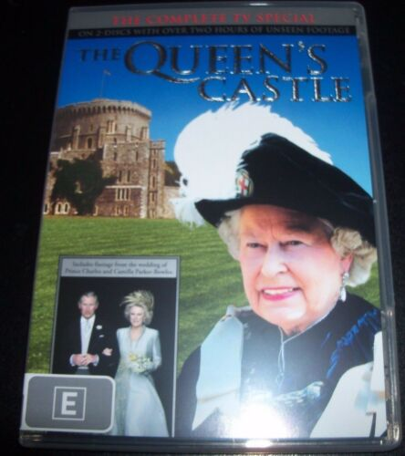 1 of 1 - The Queen's Castle Complete TV Series 2 DVD (Australia Region 4) DVD - Like New