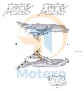 catalytic converter lexus is200 2.0i 24v 155 bhp 1gfe 3/99>7/05 | ebay