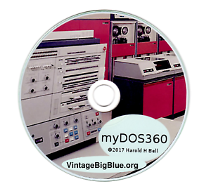 myDOS360-IBM-Mainframe-on-Your-PC-Software-Package-COBOL-FORTRAN