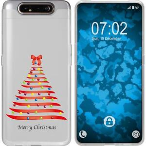 Samsung-Galaxy-A80-Coque-en-Silicone-Noel-X-Mas-M1-Case-films-de-protection