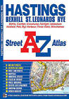 Hastings Street Atlas by Geographers' A-Z Map Company (Paperback, 2009)