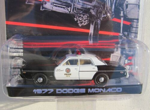 GREENLIGHT HOLLYWOOD MOVIE CAR SERIES 19 THE TERMINATOR 1977 DODGE MONACO