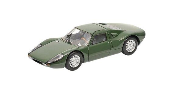 Porsche 904 Gts Gts Gts 1964 Green 1 87 Model MINICHAMPS bd9709