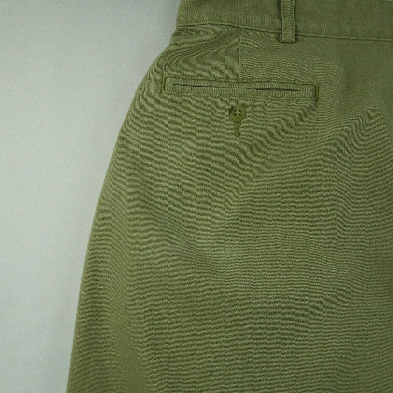 VTG Polo Chino Ralph Lauren Mens Khaki Tan Pants … - image 6