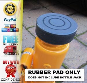 For-Halfords-4-tonne-Bottle-Jack-Rubber-Pad-Heavy-Duty-Protection-Pad-26mm-dia