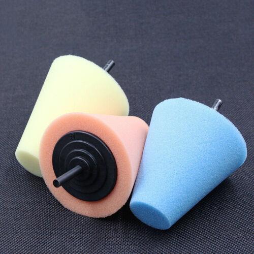 Accessoires Cône de polissage 80mm Roue Polonaise Puissance Durable Outils