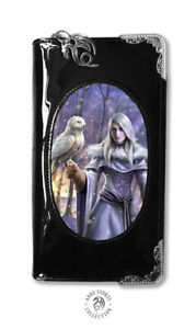 Anne-Stokes-purse-amp-wallet-combination-featuring-3D-image-of-Winter-Owl