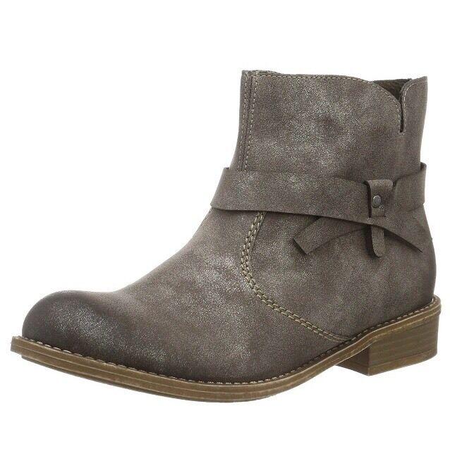 Rieker Women's 72774 Ankle Boots, Brown (Bisam/25), 6 UK 39 EU#