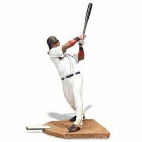 McFarlane MLB Series 16 Boston Red Sox Manny Ramirez LOOSE Figure
