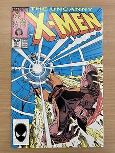 X-Men #221 NM HIGH GRADE Marvel Comics KEY ISSUE Uncanny 1st Mr Sinister MODOK