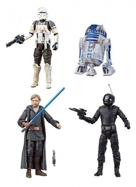 Star Wars The Vintage Collezione Action Figures 10 cm 2019 Wave 4 Assortimento