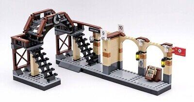 LEGO Train Station Harry Potter Kings Cross Railway Platform 9 3//4 Only 75955