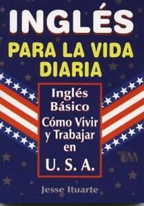 Details About Libros Para Aprender Ingles Hablar Ingles Uso Cotidiano Frases Comunes