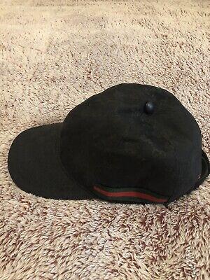 9c4771f0afc Original Gucci (GG) Canvas Baseball Hat With Web Size: L (59) | eBay