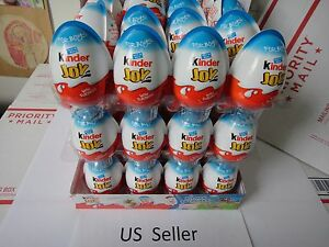 3X-Kinder-Joy-with-Surprise-Eggs-in-Toy-amp-Chocolate-For-boys-US-Seller